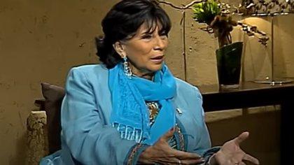 Durante más de tres décadas trabajó en Televisa