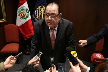 Julio Velarde, presidente del Banco Central del Perú (Reuters/archivo)