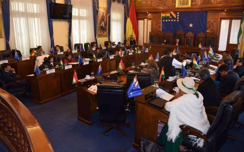 El senado envió la propuesta a la Cámara de Diputados/Foto: Senado