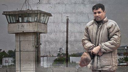 El Chapo y el penal federal de Puente Grande (Fotoarte: Steve Allen/Infoabe)