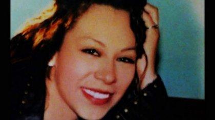 Una de las pocas fotos de Zulema, la amante del Chapo en Puente Grande, que se encuentran en la red (Foto: archivo)