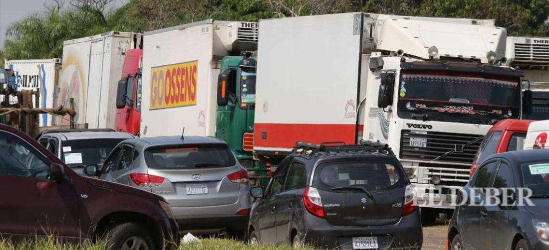 Este miércoles se cumplen 11 días con bloqueos en las carreteras. Foto Ricardo Montero