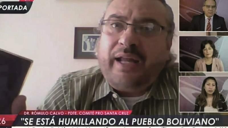 Calvo pide renuncia de Romero y habla de «bestias humanas»