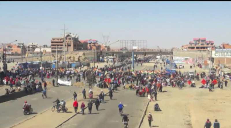 Alcaldía de El Alto dice que se incrementaron casos de Covid-19 ...