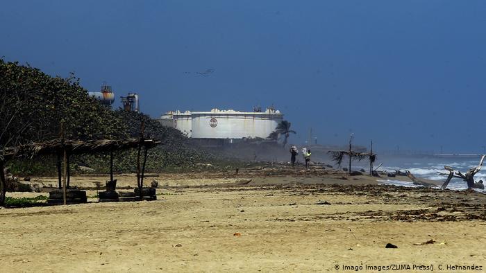 Venezuela Raffinerie in Puerto Cabello (Imago Images/ZUMA Press/J. C. Hernandez)