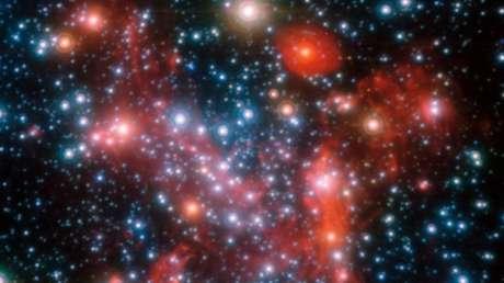 Descubren la estrella más veloz y está junto al agujero negro del centro de nuestra galaxia