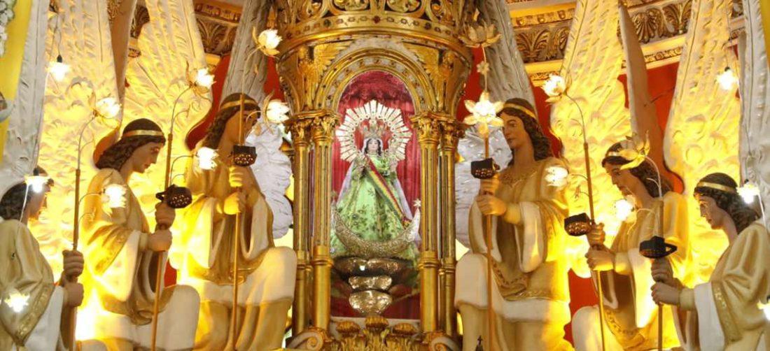 Templo de San Idelfonso (APG)