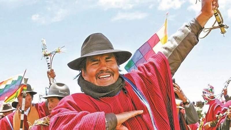 «El Kollasuyo tiene que liquidar a Bolivia, somos otra nación»