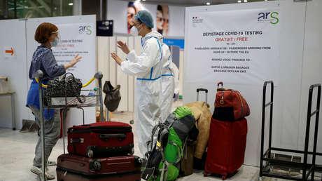Francia pedirá pruebas de coronavirus a viajeros de Argentina, Chile, Colombia y México