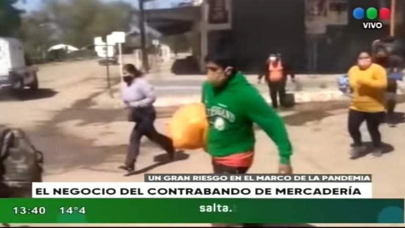 Denuncian que bolivianos cruzan a pie y sin protección hacia Salta