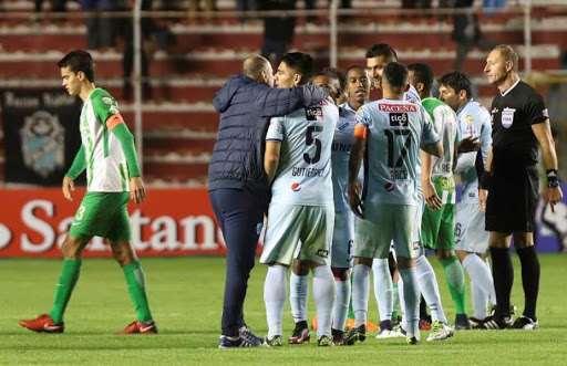 El fútbol podría volver en el país en el penúltimo mes del año. Foto: internet