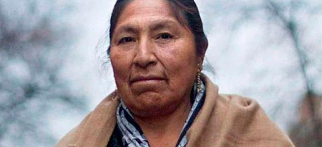Esther Morales, hermana de Evo Morales
