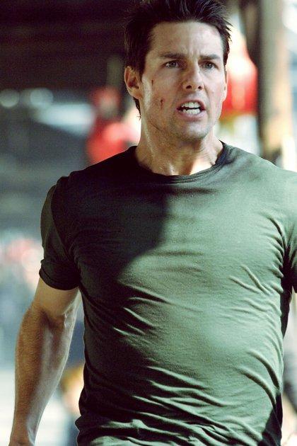 """Tom Cruise en """"Misión Imposible III"""" (Shutterstock)"""