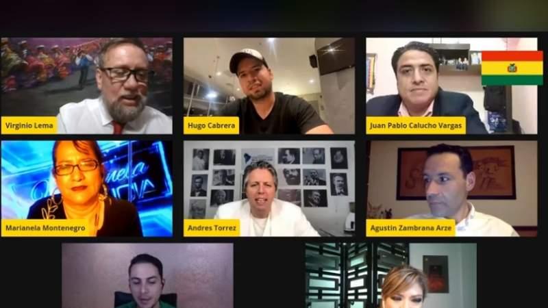 Cabildo Virtual exige control ciudadano a elecciones y amenaza con desconocer al TSE