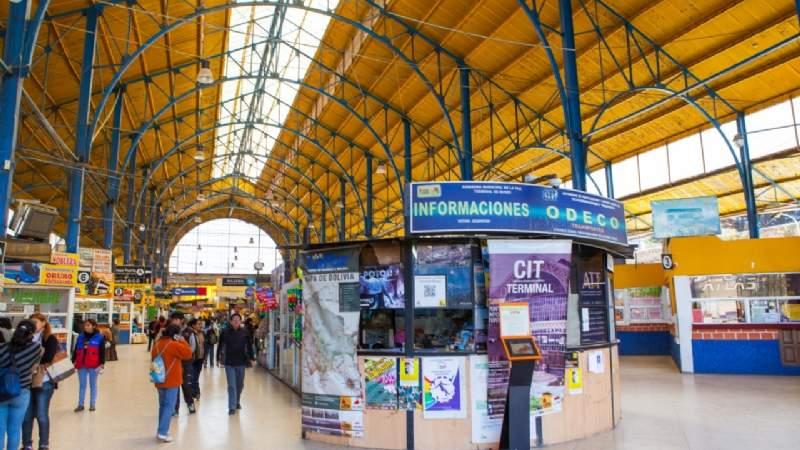 Se reanudan los viajes desde La Paz a Oruro y Cochabamba