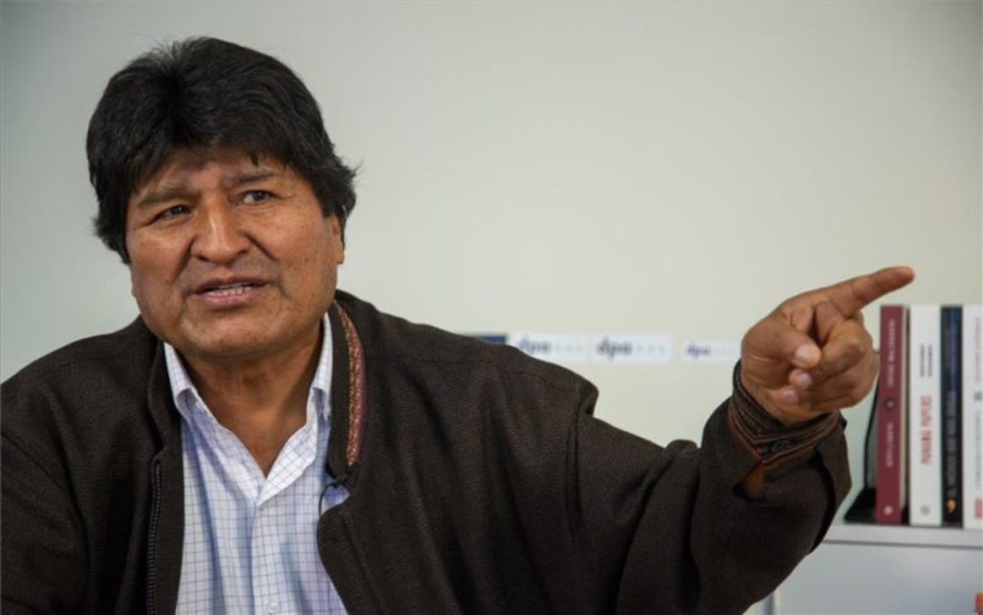Argentina: Diputados quieren quitarle a Morales estatus de refugiado