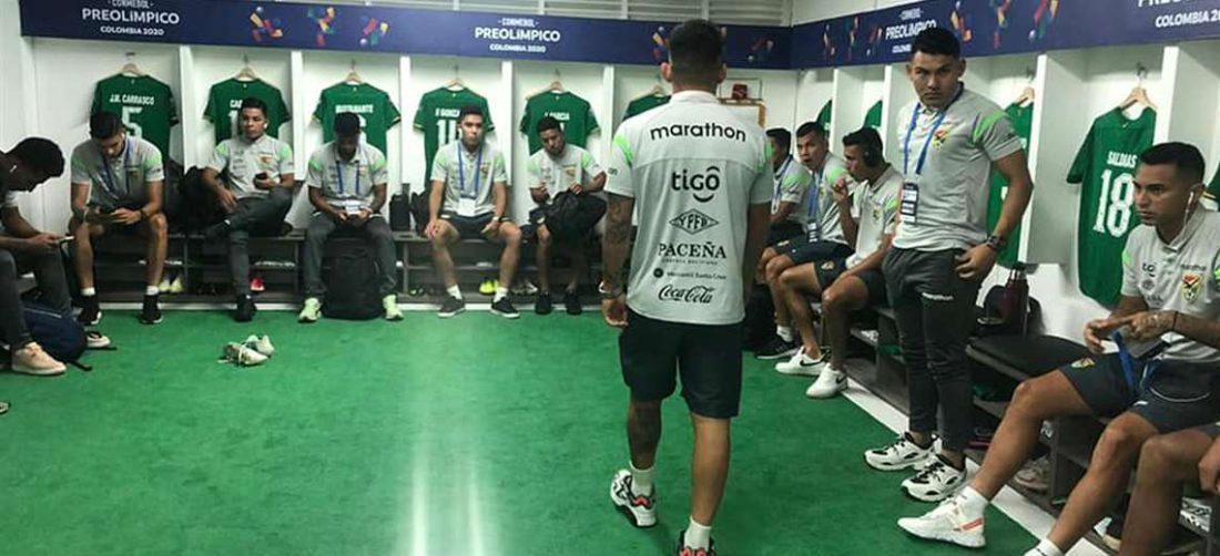 Las listas de Farías son integradas por varios futbolistas que disputaron el Preolímpico Sub-23 de Colombia. Foto: Prensa FBF