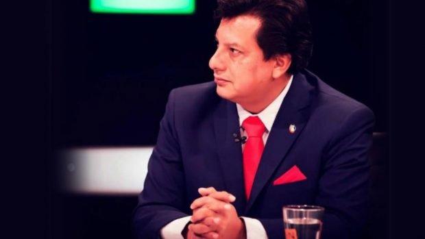 Max Mendoza, presidente de la CUB, implicado en en el escándalo de la investigación por pedofilia a Evo Morales.