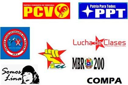 Partidos de la APR