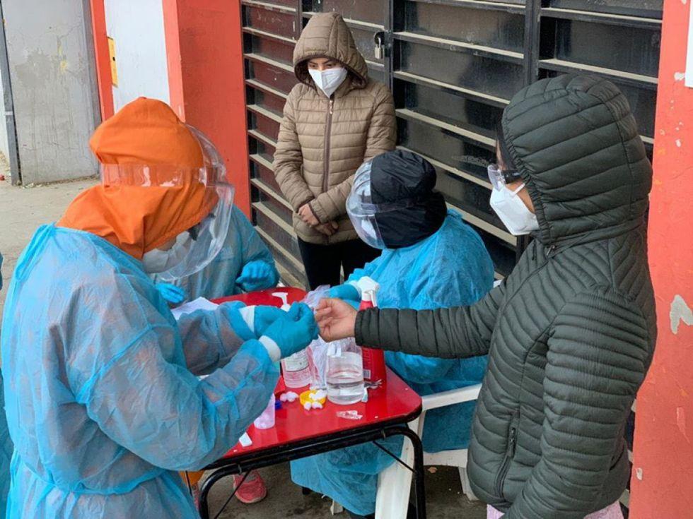 Tarija supera los 6 mil casos de coronavirus, 1% de la población