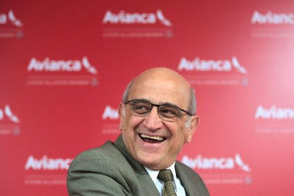 Germán Efromovich en 2015 (REUTERS/José Miguel Gómez)