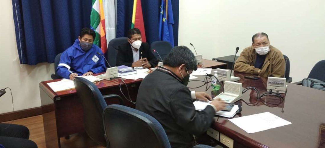 Comisión de Política Internacional de la Cámara de Diputados