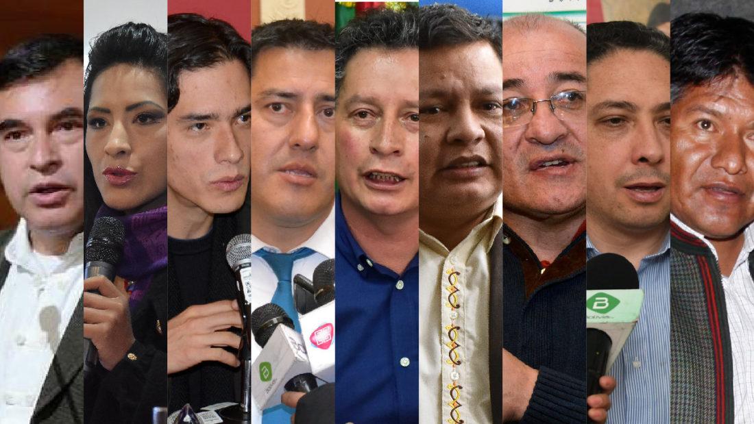 Los 9 de la discordia: ¿Quiénes son los asilados de la sede ...