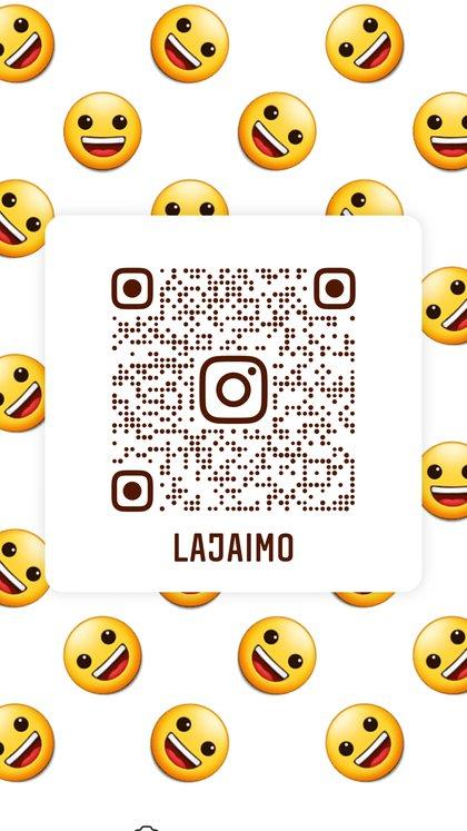 Código QR en Instagram