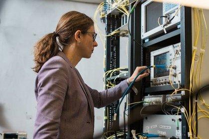 Se alcanzó un nuevo récord de transmisión de datos por internet (Foto: UCL)