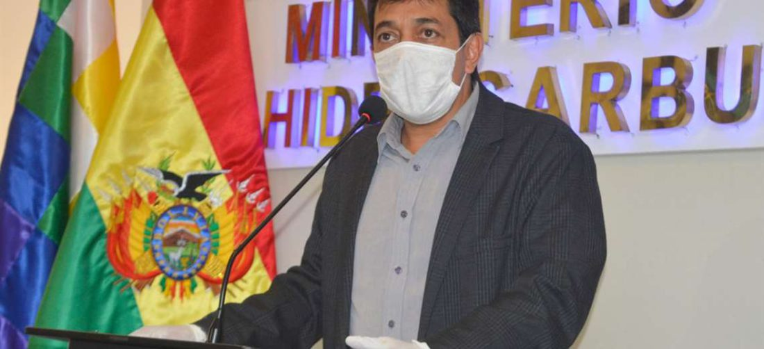 El ministro Zamora estuvo en Tarija hablando de la reactivación del sector