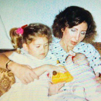 La facetas más disfrutada por Bozzo es la de ser madre, según sus declaraciones (Foto: Instagram)
