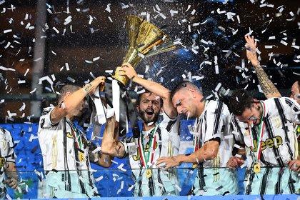 Miralem Pjanic viene de ser campeón en Juventus (REUTERS/Massimo Pinca)