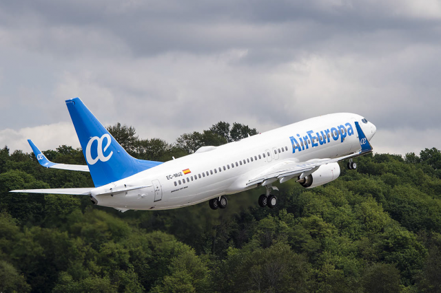 Air Europa ya no llegará al aeropuerto de Viru Viru (Foto: Reportur.com)