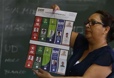 Transparencia Electoral sugiere adoptar voto electrónico, no presencial.
