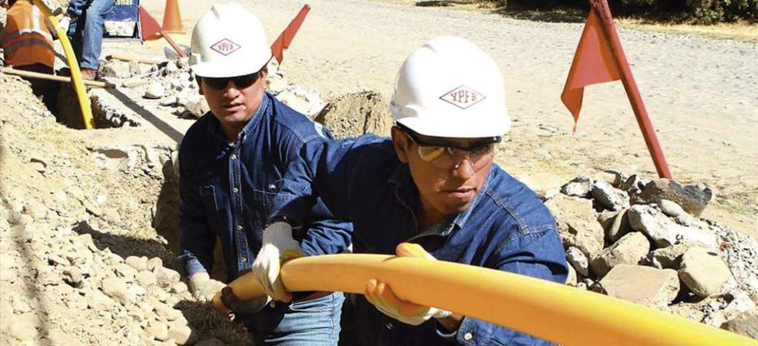 Los funcionarios temen que, por el virus, se registre un desabastecimiento de gas