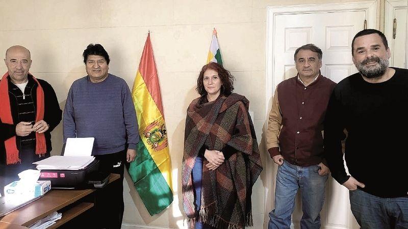 En Argentina coordinan comicios con Evo y en Bolivia ven injerencia