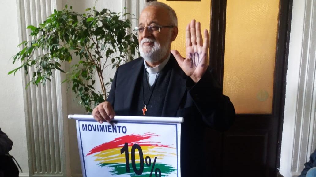 Padre Mateo pide agilizar el tratamiento de la ley del 10% para ...