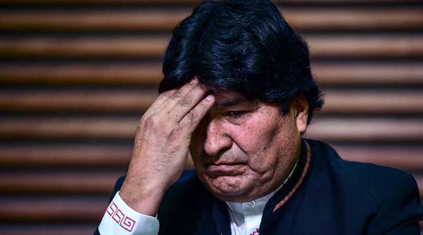 Fiscalía admite denuncia por estupro y trata y tráfico contra Evo Morales