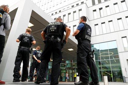Hospital Caridad en Berlín (Reuters)