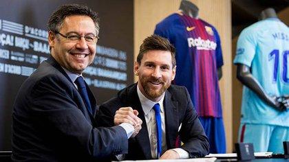 Bartomeu y Messi, relación completamente rota (Reuters)