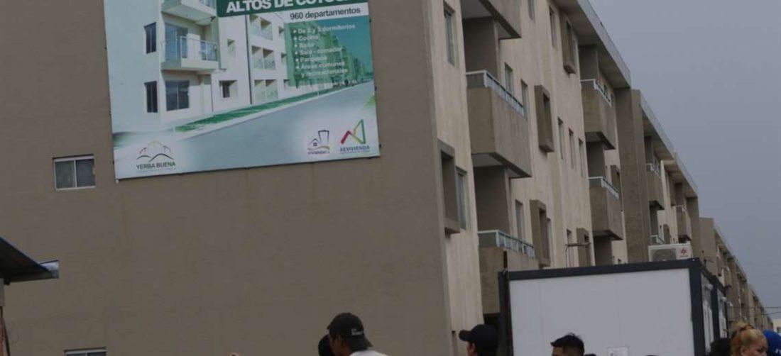 Altos de Cotoca es un proyecto de la AEVivienda