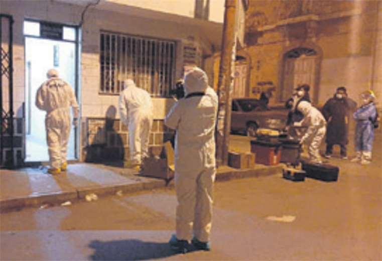 Los dos últimos feminicidios ocurridos en el país fueron en Oruro