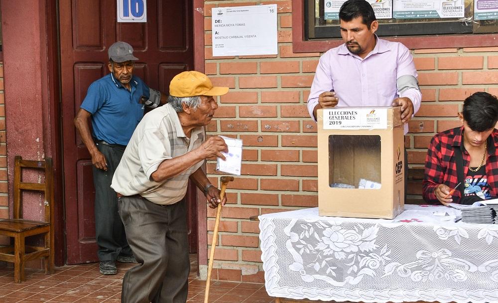 Sorteo de jurados electorales no incluirá mayores de 50 años; el TSE aprobó el protocolo de bioseguridad para la votación