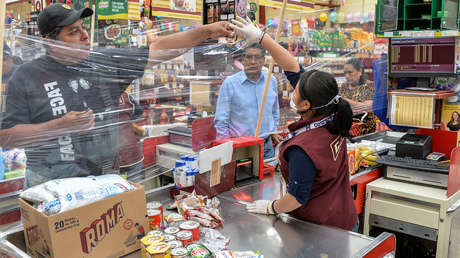 El PIB mexicano registra una caída histórica de un 18,7 % a causa de la pandemia