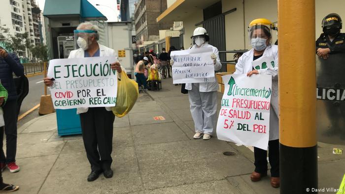 Peru Ärtztestreike