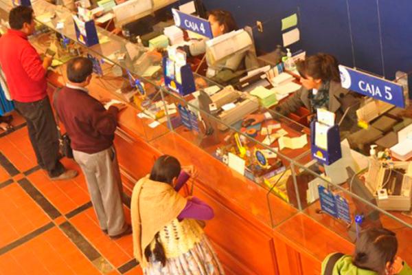 Bancos en Bolivia Foto: Delta Financiero