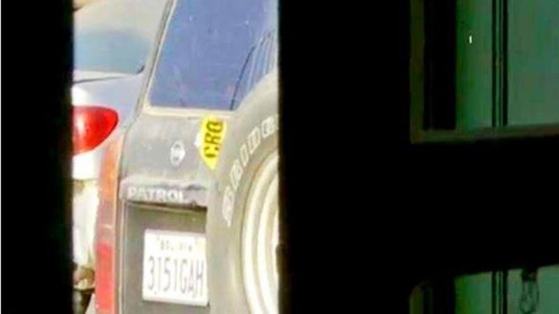 Vehículo en el que se transportaba Noemí fue prestado hace dos años
