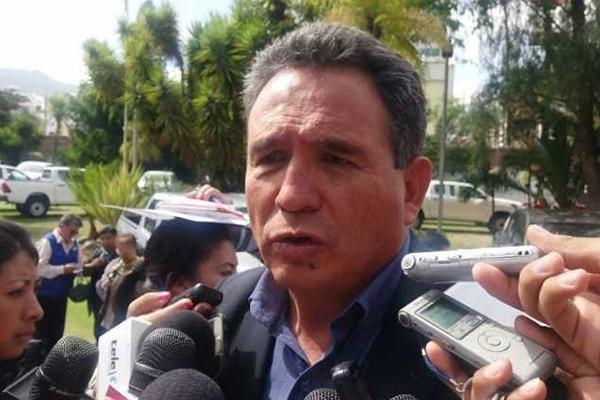 Javier Bellot - Presidente de los Emresarios Privados de Cochabamba