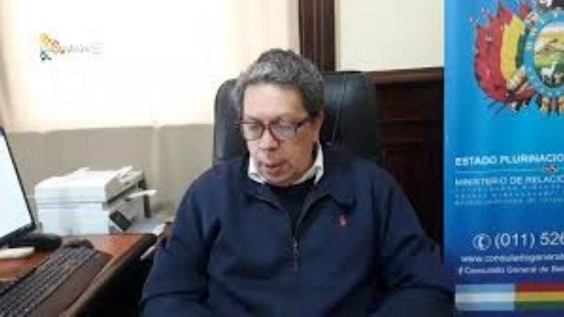 Denuncian sobreprecio en la compra de un galpón para las oficinas del consulado de Bolivia en Buenos Aires