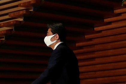 Shinzo Abe se concentrará ahora en recuperarse de la enfermedad (REUTERS/Issei Kato)